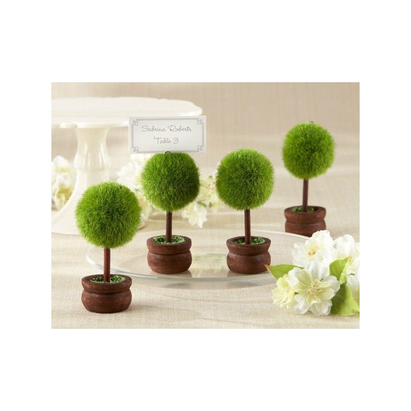 Marque place arbre mariage for Decoration table porte nom