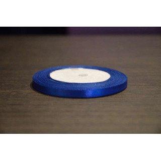 Ruban satin bleu roi 6 mm X20m