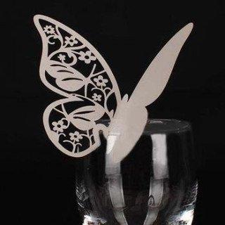 Marque place papillon à imprimer