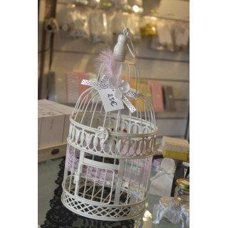cage oiseau une urne de mariage originale. Black Bedroom Furniture Sets. Home Design Ideas