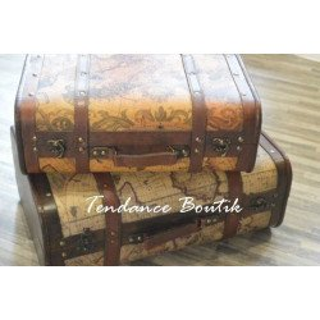 Petite valise Thème Voyage