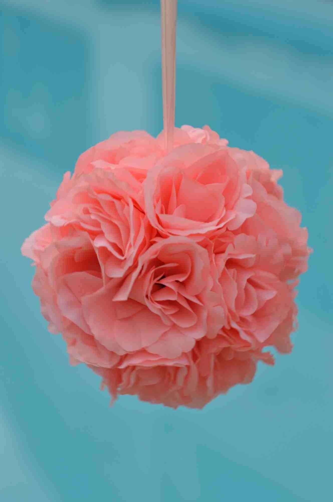 Boule De Fleur Artificielle