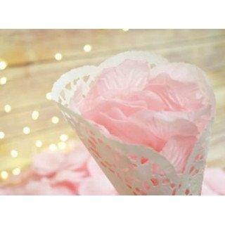 Pétales de roses ROSE CLAIR(sachet de 50)