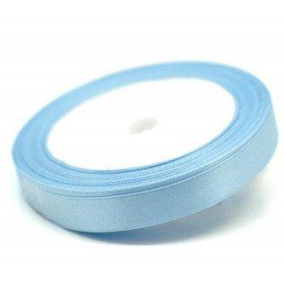 ruban bleu ciel 15mm