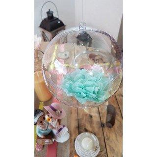 Boule plexi 12cm