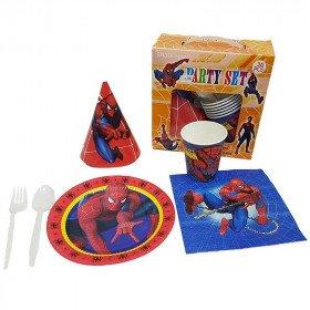 Box anniversaire Spiderman