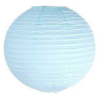 boule bleu ciel 40cm