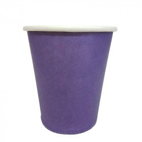 Gobelet violet X10