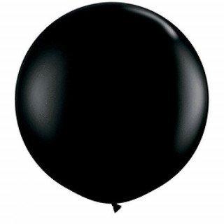 Ballon géant noir 70cm