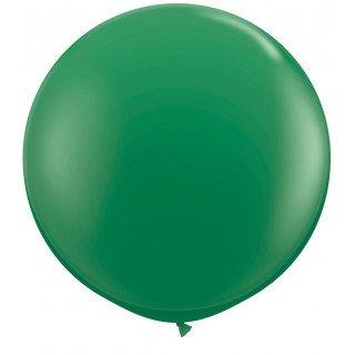 Ballon géant vert 70cm