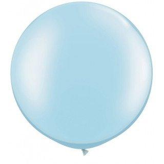 Ballon géant bleu 70cm