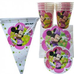 Kit anniversaire minnie