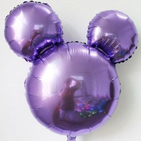 Ballon minnie fushia 45cm