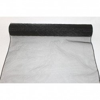 chemin de table organza noir 48cmx10m