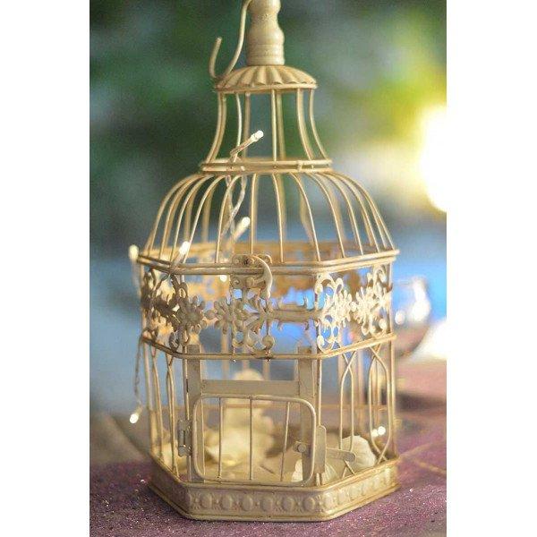 Cage d 39 oiseau d corative - Cage a oiseau deco ...
