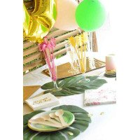 Kit decoration anniversaire tropical