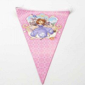 Guirlande fanion anniversaire Dora