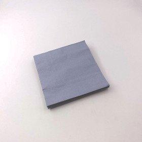 Serviette papier gris  X20