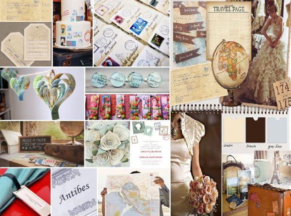 urne mariage theme voyage archives blog detendance boutik vente d 39 articles de decoration de. Black Bedroom Furniture Sets. Home Design Ideas