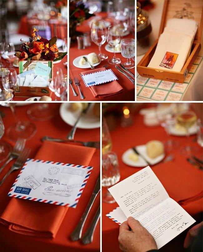 Idee deco mariage theme voyage blog detendance boutik vente d 39 articles de decoration de - Decoration mariage theme voyage ...