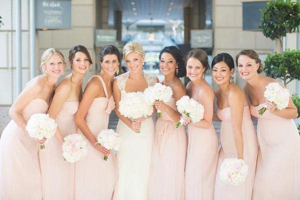 Stunning Wedding Dresses In Beige And Blush: Blog DeTendance Boutik, Vente D