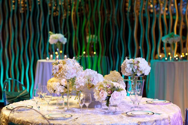 deco,strass,chic table,mariage,chic