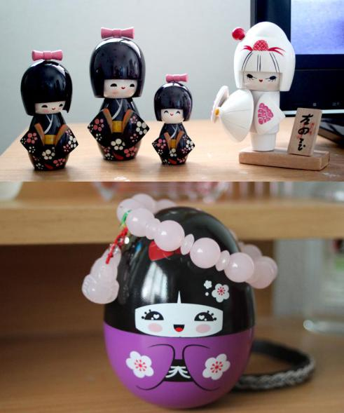 F vrier 2014 blog detendance boutik vente d 39 articles de for Decoration chambre kokeshi