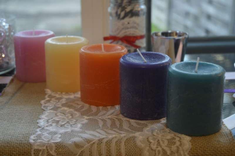 bougies pas cher et parfum 233 es pour d 233 coration de table detendance boutik vente d