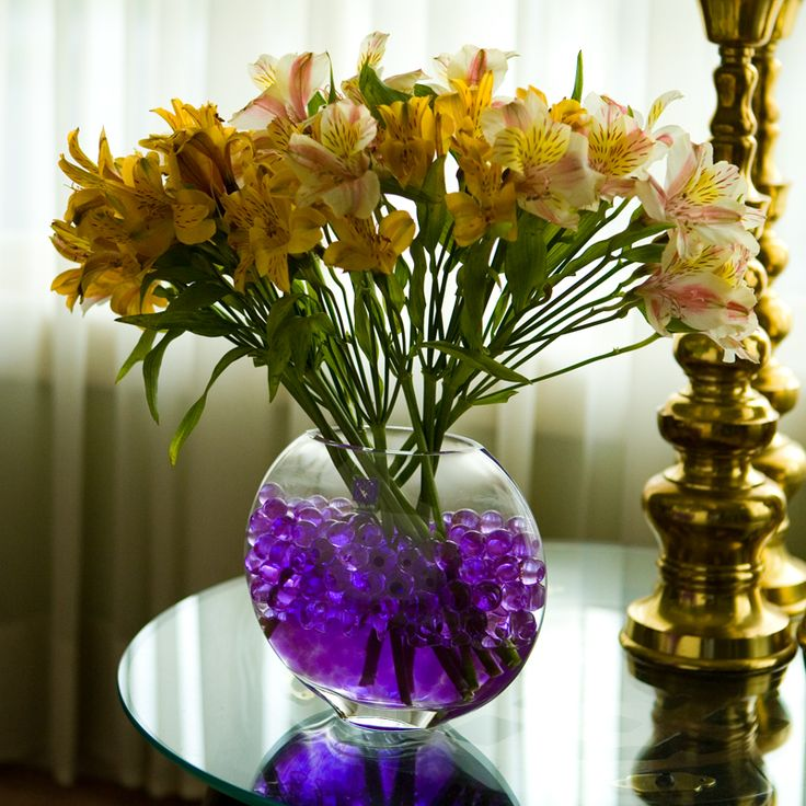 Perle d 39 eau pour fleurs archives blog detendance boutik vente d 39 ar - Billes d eau pour plantes ...