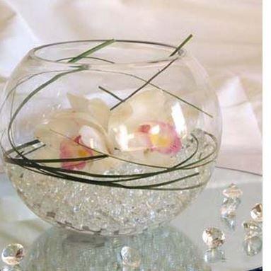 billes d 39 eau transparente blog detendance boutik vente d 39 articles de decoration de mariage et. Black Bedroom Furniture Sets. Home Design Ideas