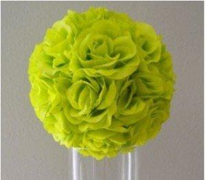 boule-de-fleur-artificielle-verte