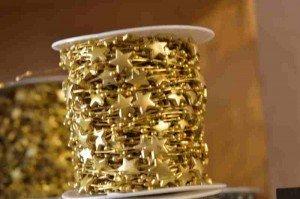 rond-de-serviette-étoiles-or
