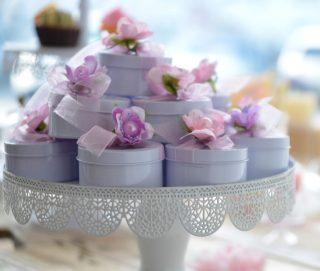 présentoir à cupcakes déco