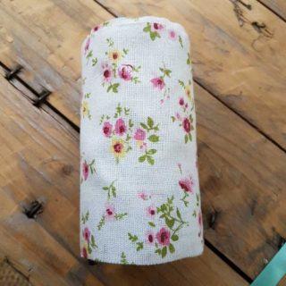 serviette colorée pour une déco de mariage