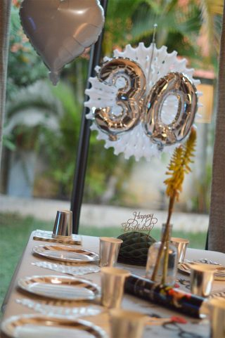 Decoration Anniversaire 30 Ans