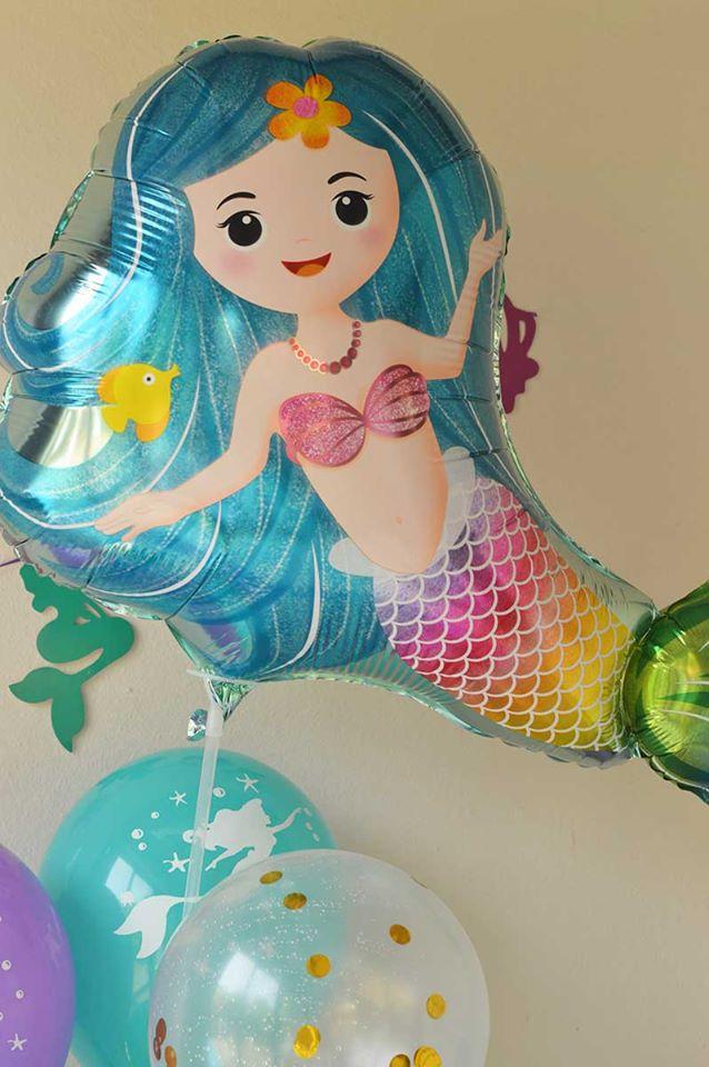 ballon sirene