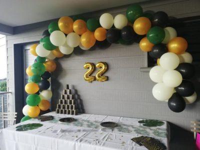 decoration maison anniversaire