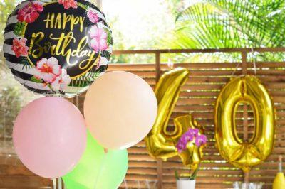 decoration anniversaire exterieur