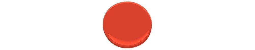 Décoration mariage orange