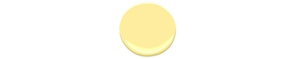 Décoration fête jaune