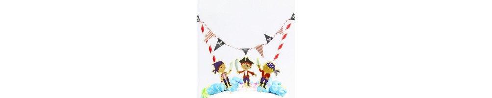 Décoration anniversaire pirate