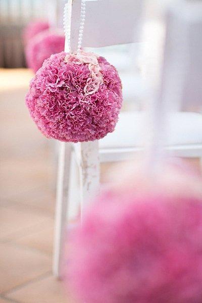 boules de fleurs faire soi m me d co de mariage tendance boutik. Black Bedroom Furniture Sets. Home Design Ideas
