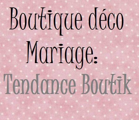 d coration mariage vintage shabby chic tendance boutik tendance boutik. Black Bedroom Furniture Sets. Home Design Ideas