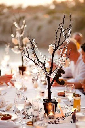Decoration Table Mariage Arbre.Mariage Moderne Décoration Et Inspiration Mariage
