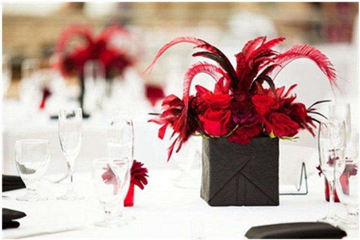 Accessoire pour deco table mariage for Decoration et accessoires