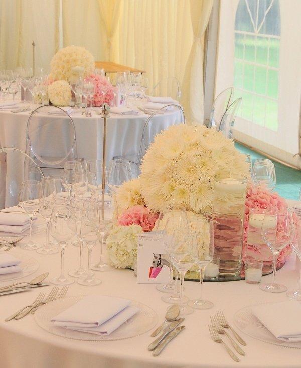Deco chaise mariage a faire soi meme - Deco table fleur ...