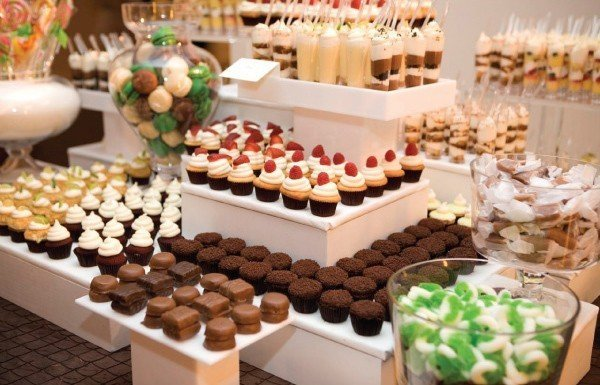 Dessert Mariage Original Pictures to pin on Pinterest