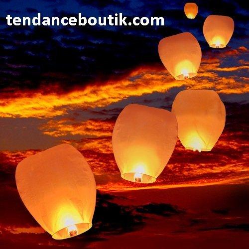 lanterne volante tendance boutik