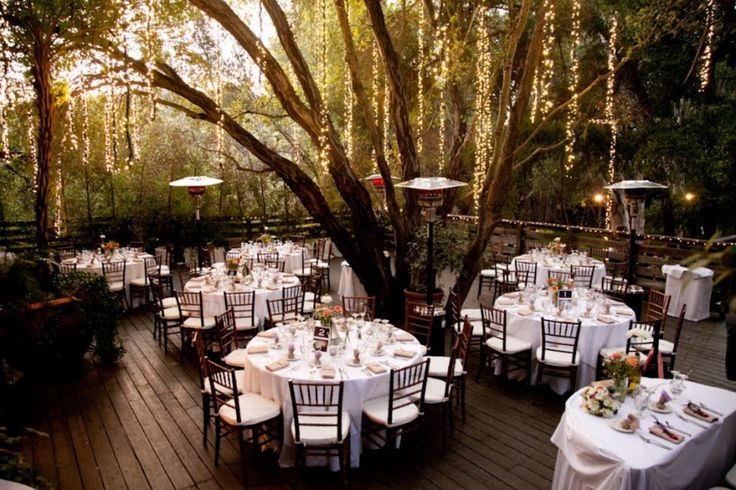 Mariage original en ext rieur jardin plage tendance for Best wedding places in california