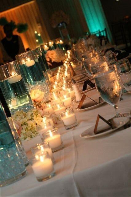 Vases Et Photophores Pour Centre De Table De Mariage Tendance Boutik